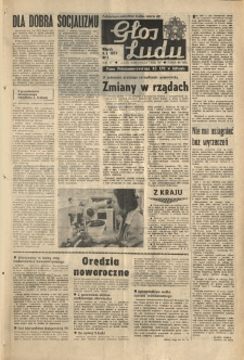 Głos Ludu, R. 27 (1971), Nry 1-39