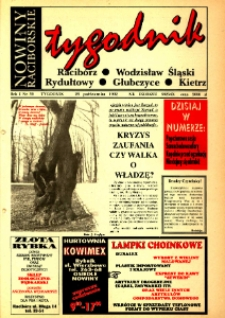 Nowiny Raciborskie. R. 1, nr 39.