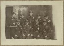 Zarząd Powiatowy Związku Powstańców Śląskich na powiat lubliniecki w Lublińcu na 1938 r.