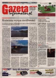 Gazeta Informator.pl : Kędzierzyn-Koźle, Racibórz, Kuźnia Raciborska [...]. R. 10, nr 7 (184).