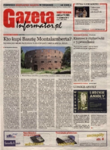 Gazeta Informator.pl : Kędzierzyn-Koźle, Racibórz, Kuźnia Raciborska [...]. R. 10, nr 11 (188).