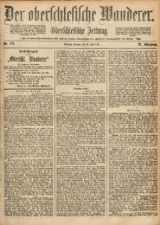 Der Oberschlesische Wanderer, 1897, Jg. 70, Nr. 173