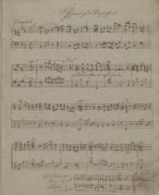Zbiór pieśni kościelnych
