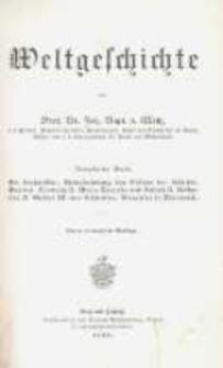 Weltgeschichte. Band 13, Die Jansenisten. Die Unterdrückung der Jesuiten. Pombal. Friedrich II. Maria Theresia und Joseph II. Katharina II. Gustav von Schweden. Struensee in Dänemark.