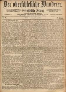 Der Oberschlesische Wanderer, 1898, Jg. 71, Nr. 99