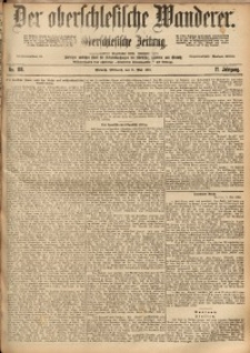 Der Oberschlesische Wanderer, 1898, Jg. 71, Nr. 108