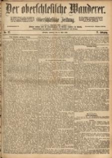 Der Oberschlesische Wanderer, 1898, Jg. 71, Nr. 112
