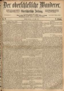 Der Oberschlesische Wanderer, 1898, Jg. 71, Nr. 117