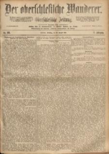 Der Oberschlesische Wanderer, 1898, Jg. 71, Nr. 199