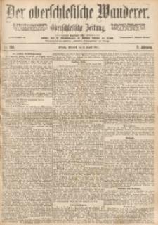 Der Oberschlesische Wanderer, 1898, Jg. 71, Nr. 200