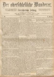 Der Oberschlesische Wanderer, 1898, Jg. 71, Nr. 218