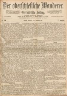 Der Oberschlesische Wanderer, 1898, Jg. 71, Nr. 219