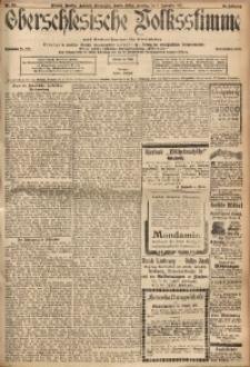 Oberschlesische Volksstimme, 1901, Jg. 26, Nr. 201 [Zweites Blatt]