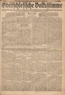 Oberschlesische Volksstimme, 1901, Jg. 26, Nr. 261