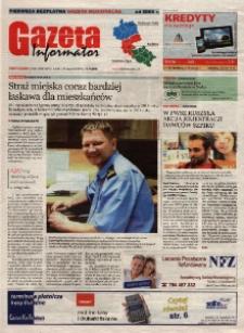 Gazeta Informator : pierwsza bezpłatna gazeta regionalna : Racibórz. R. 11, nr 8 (209).