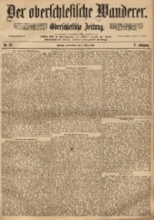 Der Oberschlesische Wanderer, 1899, Jg. 71, No. 53