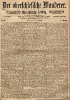 Der Oberschlesische Wanderer, 1899, Jg. 72, No. 80
