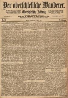 Der Oberschlesische Wanderer, 1899, Jg. 72, No. 82