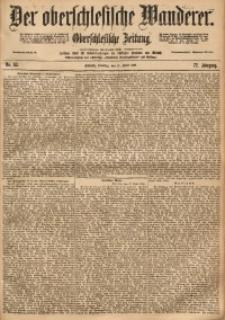 Der Oberschlesische Wanderer, 1899, Jg. 72, No. 83