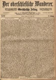 Der Oberschlesische Wanderer, 1899, Jg. 72, No. 89