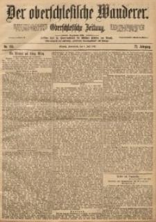 Der Oberschlesische Wanderer, 1899, Jg. 72, No. 155