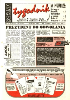 Nowiny Raciborskie. R. 2, nr 13 (61).
