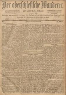 Der Oberschlesische Wanderer, 1901, Jg. 73, No. 5