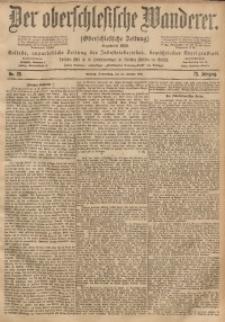 Der Oberschlesische Wanderer, 1901, Jg. 73, No. 20