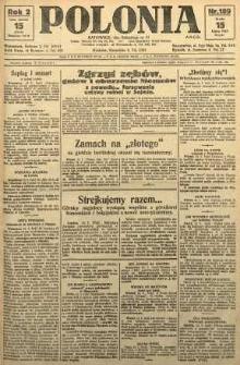 Polonia, 1925, R. 2, nr 189