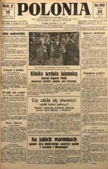 Polonia, 1925, R. 2, nr 199