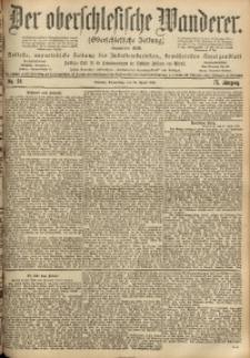 Der Oberschlesische Wanderer, 1902, Jg. 75, No. 94
