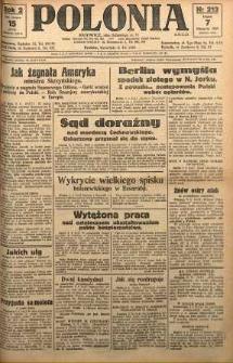 Polonia, 1925, R. 2, nr 212
