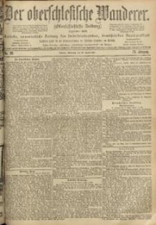 Der Oberschlesische Wanderer, 1902, Jg. 75, No. 99