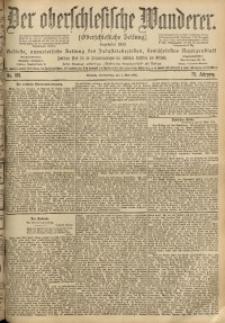 Der Oberschlesische Wanderer, 1902, Jg. 75, No. 100