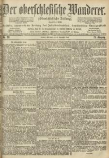 Der Oberschlesische Wanderer, 1902, Jg. 75, No. 210