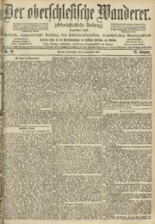 Der Oberschlesische Wanderer, 1902, Jg. 75, No. 211