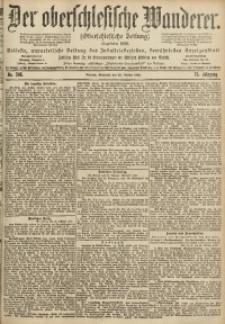 Der Oberschlesische Wanderer, 1902, Jg. 75, No. 246
