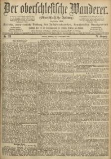 Der Oberschlesische Wanderer, 1902, Jg. 75, No. 256