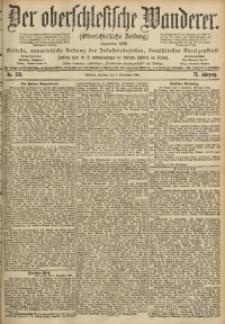 Der Oberschlesische Wanderer, 1902, Jg. 75, No. 259