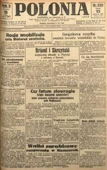 Polonia, 1925, R. 2, nr 220