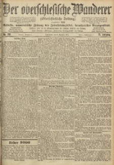 Der Oberschlesische Wanderer, 1902, Jg. 75, No. 283