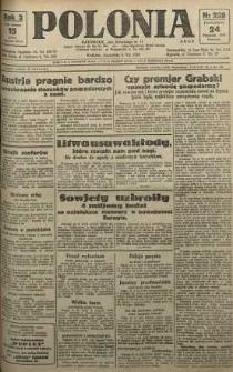 Polonia, 1925, R. 2, nr 228