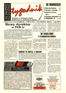 Nowiny Raciborskie. R. 2, nr 27 (75).