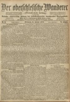 Der Oberschlesische Wanderer, 1903, Jg. 75, No. 16