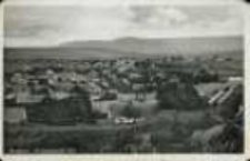 Braciszów. Panorama przed 1945 r.