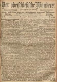 Der Oberschlesische Wanderer, 1903, Jg. 76, No. 218