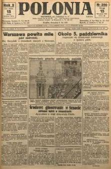 Polonia, 1925, R. 2, nr 250