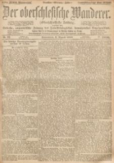Der Oberschlesische Wanderer, 1904, Jg. 77, No. 179