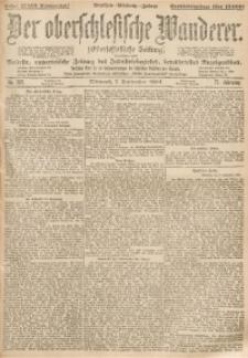 Der Oberschlesische Wanderer, 1904, Jg. 77, No. 206