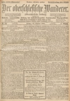 Der Oberschlesische Wanderer, 1904, Jg. 77, No. 250